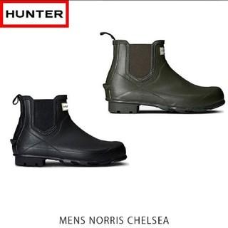 ハンター(HUNTER)のHUNTER  ハンター  レインシューズ 長靴 レインブーツ 黒  国内正規品(長靴/レインシューズ)