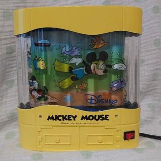 ディズニー(Disney)のレア レトロ ミッキー 置物 飾り ルームライト フロアライト インテリア(置物)