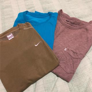 ナイキ(NIKE)のメンズ Tシャツ 3枚セット Mサイズ(Tシャツ/カットソー(半袖/袖なし))
