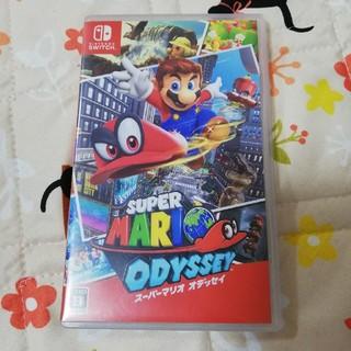 Nintendo Switch - Switch マリオ オデッセイ