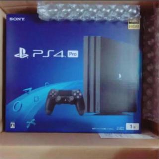 PlayStation4 - ps4  pro プレステ4 プレイステーション4 1tb