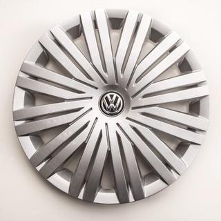 フォルクスワーゲン(Volkswagen)のワーゲン 純正 ポロ 6R 後期 ホイールキャップ 15インチ 新品(ホイール)