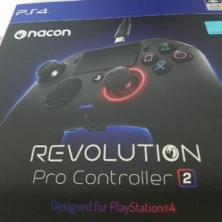 プレイステーション4(PlayStation4)のナコン レボリューション プロ コントローラ 2(その他)