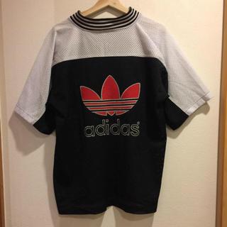 アディダス(adidas)のadidas originals ビンテージゲームシャツ  アディダス(Tシャツ/カットソー(半袖/袖なし))