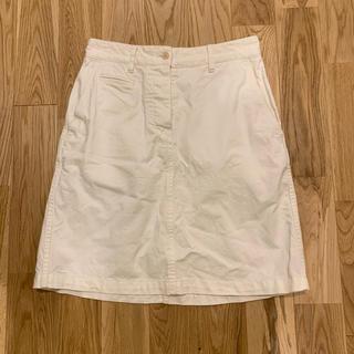 ムジルシリョウヒン(MUJI (無印良品))のMUJI LABO ムジラボ スカート(ひざ丈スカート)