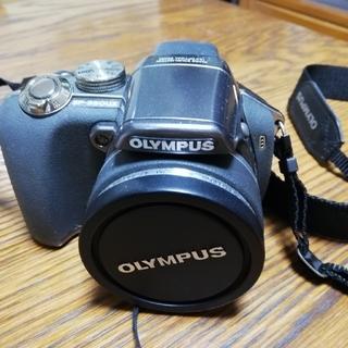 オリンパス(OLYMPUS)のOLYMPUS  SP-550UZ 三脚セット(デジタル一眼)