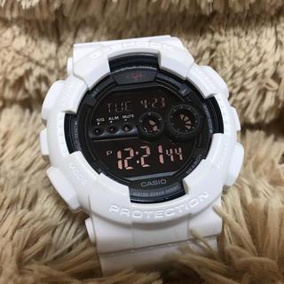 ジーショック(G-SHOCK)のG-SHOCK GD-100NS (ナイジェル・シルベスター)コラボ(腕時計(デジタル))