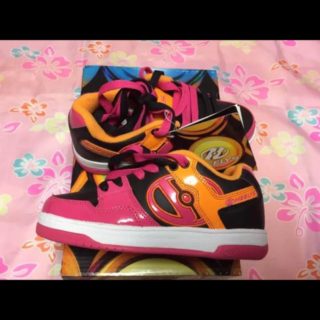 HEELYS/ ヒーリーズ ローラーシューズ 21cm レディースの靴/シューズ(スニーカー)の商品写真