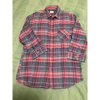 バックナンバー(BACK NUMBER)のバックナンバー チェックシャツ Lサイズ(シャツ)
