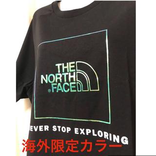 THE NORTH FACE - ノースフェイス Tシャツ 日本サイズL相当︎☺︎イリデセントカラー