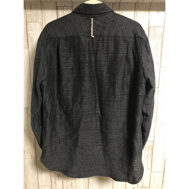 Paul Harnden(ポールハーデン)のAraki Yuu アラキ ユウ [pointed collar shirtu] メンズのトップス(シャツ)の商品写真