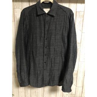 ポールハーデン(Paul Harnden)のAraki Yuu アラキ ユウ [pointed collar shirtu](シャツ)