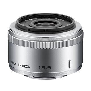 1 NIKKOR 18.5mm f/1.8」シルバー ニコンCXフォーマット専用(レンズ(単焦点))