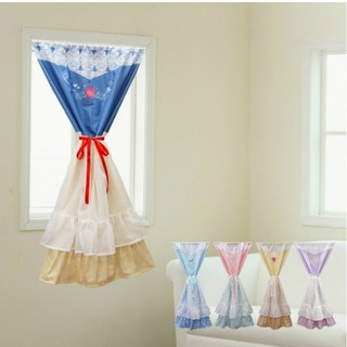 Disney - ドレスの形の可愛いカーテン