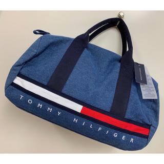 TOMMY HILFIGER - ★新品 春夏新作★トミーヒルフィガー ミニボストンバッグ