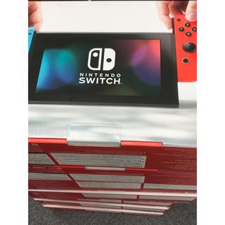 ニンテンドウ(任天堂)の6台【新品 未開封】Nintendo Switch 任天堂スイッチ(家庭用ゲーム本体)