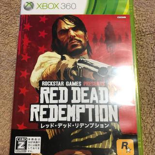 エックスボックス360(Xbox360)のレッドデッドリデンプション XBOX360 中古(家庭用ゲームソフト)