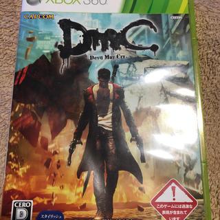 エックスボックス360(Xbox360)のDMC デビルメイクライ XBOX360 中古(家庭用ゲームソフト)