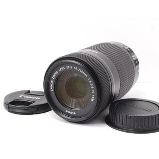 キヤノン(Canon)の❤️Canon最新式STM❤️新品級❤️Canon 55-250 IS STM(レンズ(ズーム))