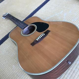 国産手工製 ビンテージ K.seven(k.yairi)  YW-300(アコースティックギター)