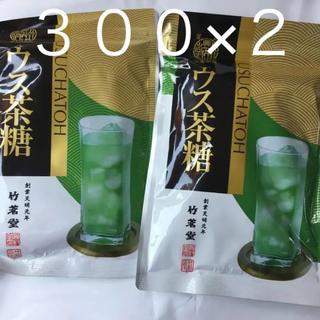 ウス茶糖 300×2(茶)