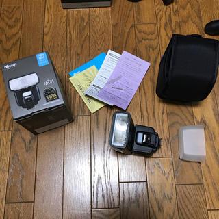 ソニー(SONY)のNissin i60A ソニー用(ストロボ/照明)