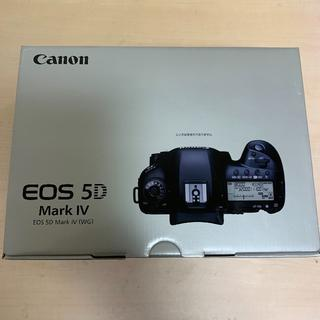 キヤノン(Canon)の新品 Canon 5Dマーク4(デジタル一眼)