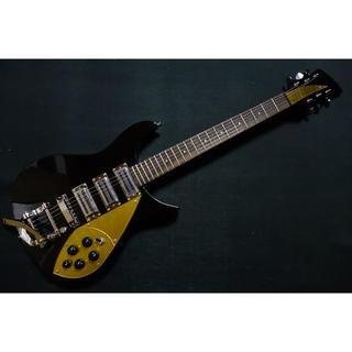 リッケンバッカーモデル RB-300 (BLK GLD)(エレキギター)