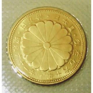 天王陛下 御在位六十周年記念硬貨 10万円(貨幣)