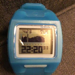 ニクソン(NIXON)のニクソン ローダウン Ⅱ(腕時計(デジタル))