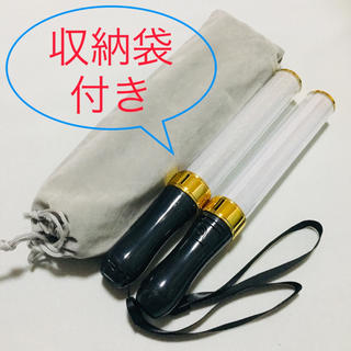 ペンライト 2本セット LED コンサートライト(ペンライト)