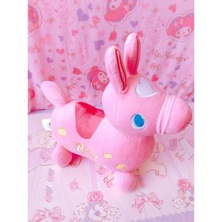 Rody ぬいぐるみ【ピンク】SLサイズ