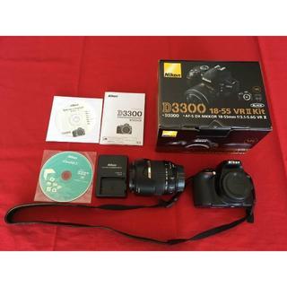 Nikon - 【美品】ニコンD3300 + タムロン 18-270mm F/3.5-6.3