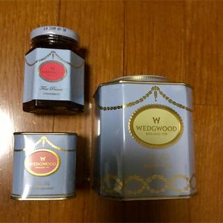 ウェッジウッド(WEDGWOOD)の新品未開封   WEDGWOOD   紅茶   ストロベリージャム(茶)
