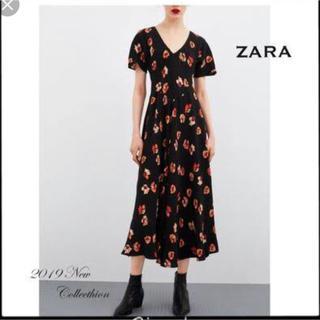 ZARA - ZARA  今期完売  ワンピース