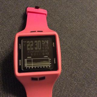 ベスタル(VESTAL)のベスタル タイドグラフ(腕時計(デジタル))