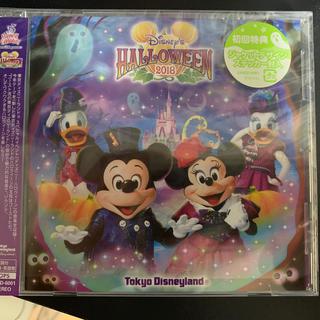 ディズニー(Disney)の東京ディズニーランド ディズニーハロウィーン 2018 CD ハロウィン(キッズ/ファミリー)
