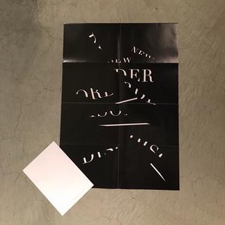 ラッドミュージシャン(LAD MUSICIAN)の【新品】ラッドミュージシャン  コレクションルックポスター 19AW 非売品(Tシャツ/カットソー(半袖/袖なし))