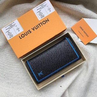 LOUIS VUITTON - 人気 louis vuittonルイヴィトン長財布