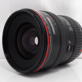 キヤノン(Canon)の★美品★Canon EF 20-35mm f2.8 L USM(レンズ(ズーム))