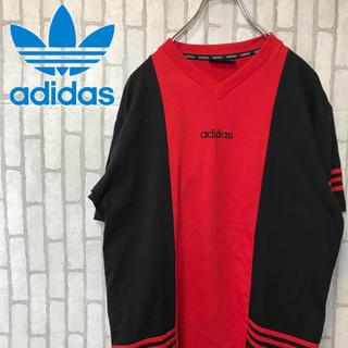 アディダス(adidas)の【ADIDAS ORIGINALS】Tシャツ ビックトレフォイル 90s(Tシャツ/カットソー(半袖/袖なし))
