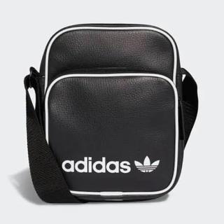 アディダス(adidas)のアディダス オリジナルス ショルダーバッグ ヴィンテージミニバッグ 新品未使用(ショルダーバッグ)