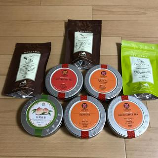 ルピシア(LUPICIA)のLUPICIA ルピシア 紅茶セット(茶)