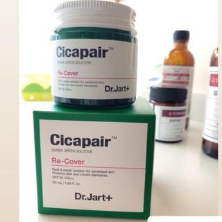 ドクタージャルト(Dr. Jart+)のDr.Jart+ シカペアリカバークリーム皮膚回復と保護紫外線カット 黄砂ケア(化粧下地)