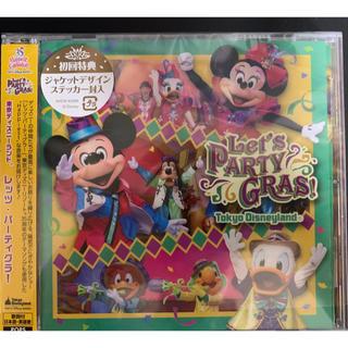 ディズニー(Disney)の東京ディズニーランド レッツパーティグラ ディズニー CD(キッズ/ファミリー)