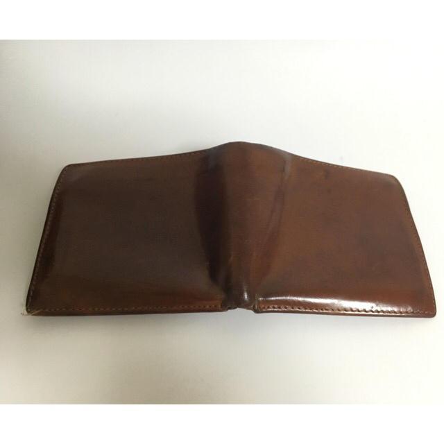 WHITEHOUSE COX(ホワイトハウスコックス)のホワイトハウスコックス財布 メンズのファッション小物(折り財布)の商品写真
