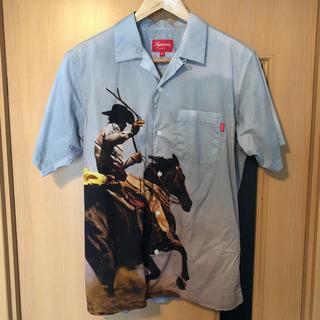 Supreme - supreme cowboy shirts Mサイズ
