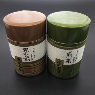 鹿児島茶 銘茶 みつば園(茶)