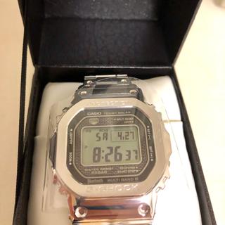 ジーショック(G-SHOCK)のG-SHOCK CASIO GMW-B5000D-1JF(腕時計(デジタル))