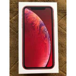 アップル(Apple)の☆今夜限定特別価格☆ iPhoneXR (スマートフォン本体)